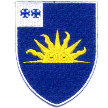 63rd Infantry Regiment Patch