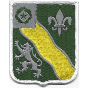 63rd Armored Cavalry Regiment Patch
