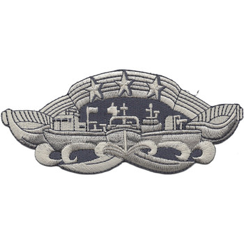 Combat Boat Crew Badge VN Patch