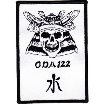 Army Special Forces ODA-122 Patch