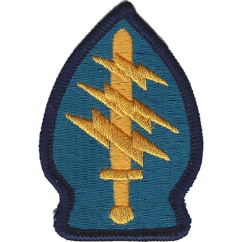 Army Special Forces Group Crest Arrow Patch