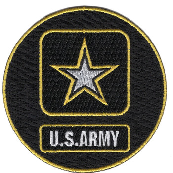 Army Emblem Small Patch