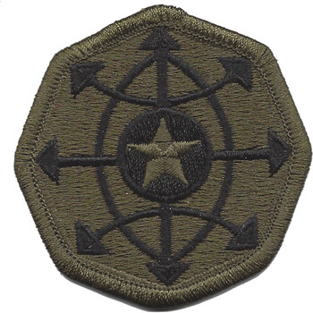 Army Criminal Investigation Command OD Patch