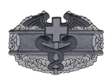 Army Combat Medic Badge Patch