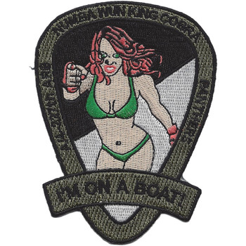 A Company 4th Battalion 227th Aviation Regiment Patch