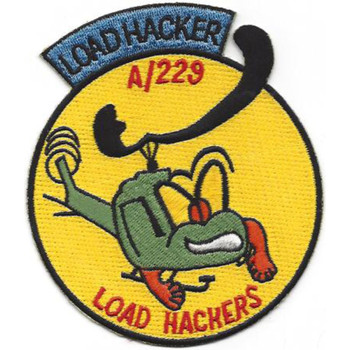 A Company 229th Aviation Battalion Patch