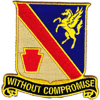628th Support Battalion Patch