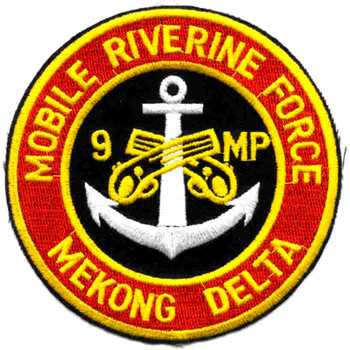 9th Military Police Company-MRF VN