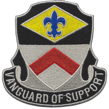 9th Finance Battalion Patch
