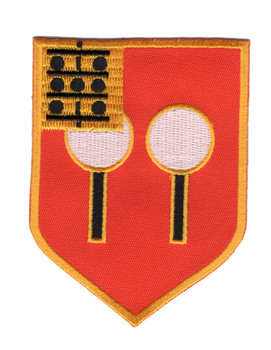 9th Field Artillery Regiment Patch DUI