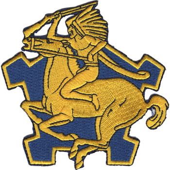 9th Cavalry Regiment Patch