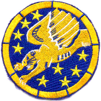 99th Fighter Squadron Patch - Small Version