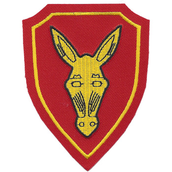 99th Field Artillery Battalion Patch