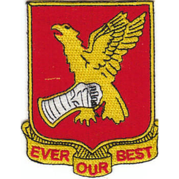99th Anti Aircraft Field Artillery Battalion Patch