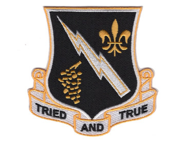 97th Signal Battalion Patch