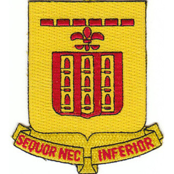 969th Field Artillery Battilion Patch