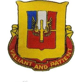 963rd AAA Anti-Aircraft Field Artillery Battalion Patch