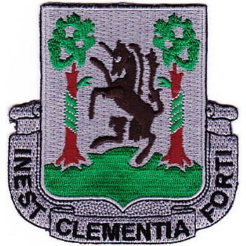 61st Medical Battalion Patch