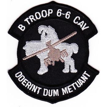 B-6th Squadron 6th Aviation Attack Air Cavalry Regiment Bravo Troop-DOERINT