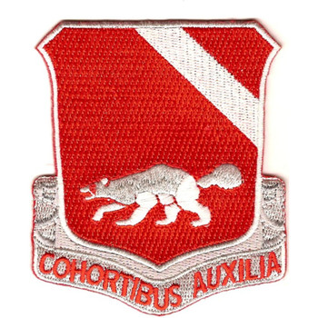 94th Engineer Battalion Patch