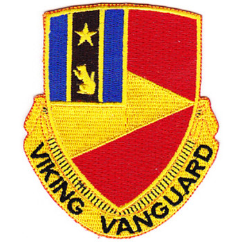 94th Cavalry Regiment Patch