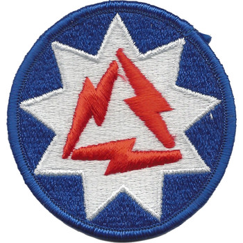 93rd Signal Battalion Patch