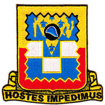 930th Airborne Field Artillery Battalion Patch
