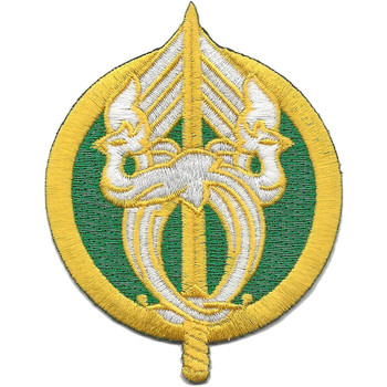 92nd Military Police Battalion Patch