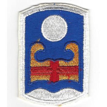 92nd Infantry Brigade Patch