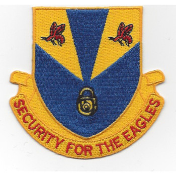 922nd Airbase Security Battalion Patch
