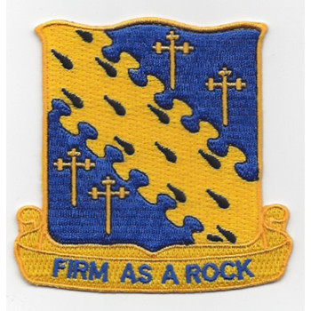924th Air Base Security Battalion Patch