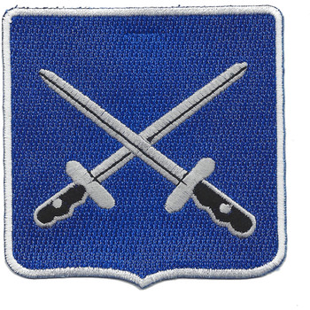 90th Infantry Regiment Patch