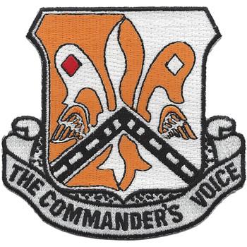 82nd Signal Airborne Battalion Patch Vietnam
