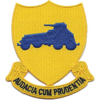 82nd Reconnaissance Combat Battalion Patch