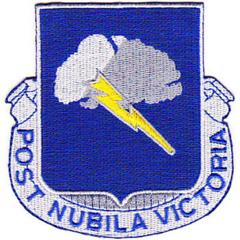 82nd Chemical Battalion Patch