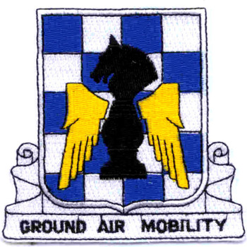 82nd Aviation Regiment Patch