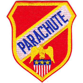 Airborne Generic Parachute Patch