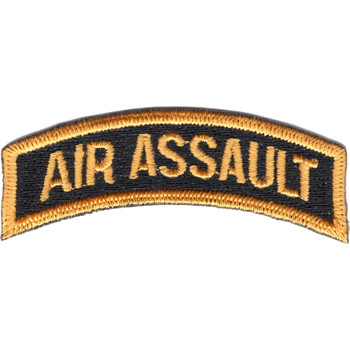 Air Assault Military Tab