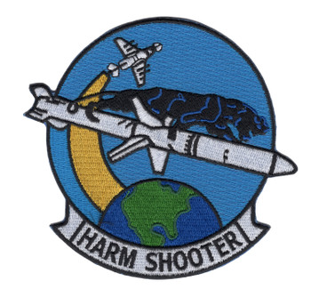 AGM-88 Missile Patch