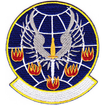 AFSOC 15th Special Operations Squadron Patch