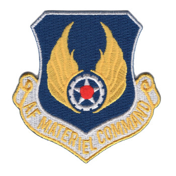 AF Materiel Command Patch