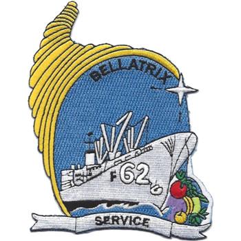 AF-62 USS Bellatrix Patch