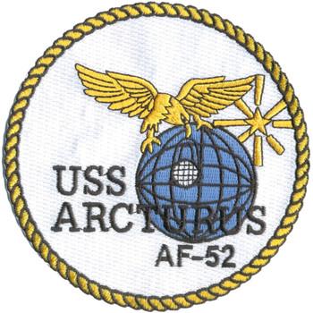AF-52 USS Arcturus Patch