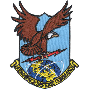 Aerospace Defense Command Patch