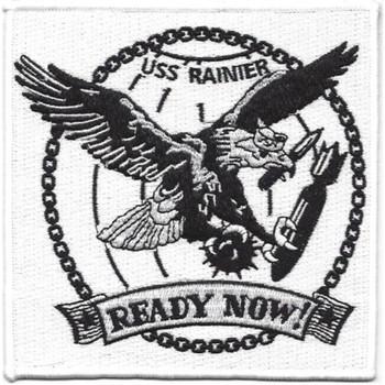 AE-5 USS Rainier Patch - B Version