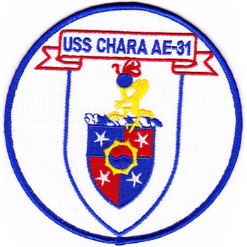 AE-31 USS Chara Patch