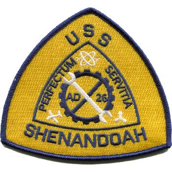AD-26 USS Shenandoah Patch