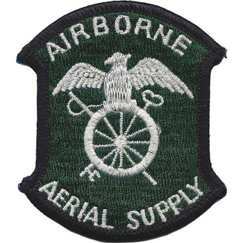 Army Air Airborne Aerial Supply Patch