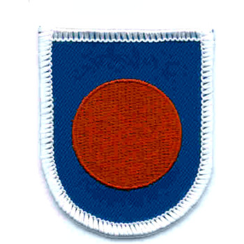 Army 11th Airborne Division Flash Patch