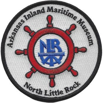 Arkansas Inland Maritime Museum Patch